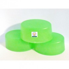 Glycerin Soap Bar 3.5 oz Oval Shape