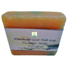 Goat Milk Soap Cucumber Melon 10 - 4 oz bars