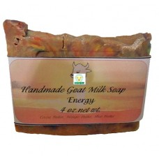 Goat Milk Soap Energy 10 - 4 oz bars
