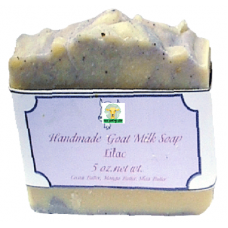 Goat Milk Soap Lilac 10 - 4 oz bars