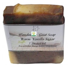 Goat Milk Soap Warm Vanilla Sugar