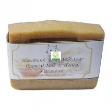 Goat Milk Soap Oatmeal Milk Honey 10 - 4 oz bars