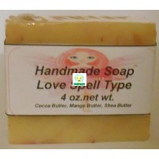 Love Spell Soap Type 10 - 4 oz bars